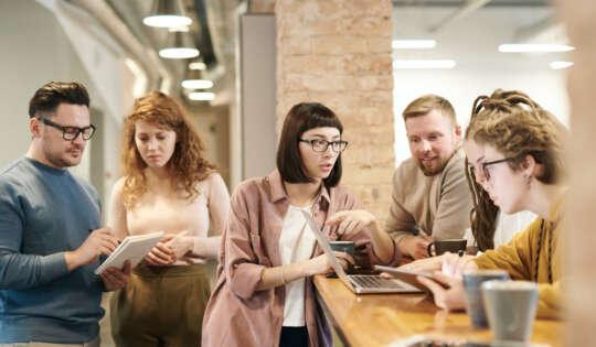 Cómo crear un buen ambiente de trabajo